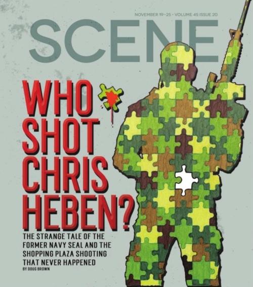 Chris Heben cover 2