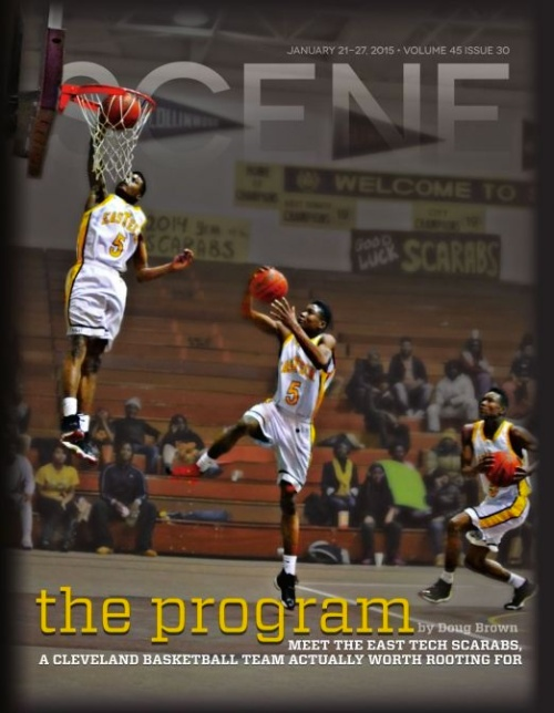 EAST TECH COVER