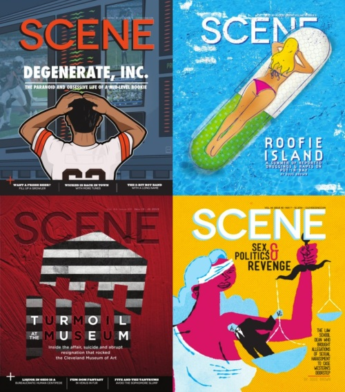 Scene covers